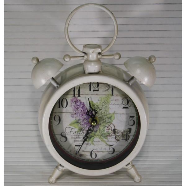 """Часы """"Сирень"""" 25 см"""