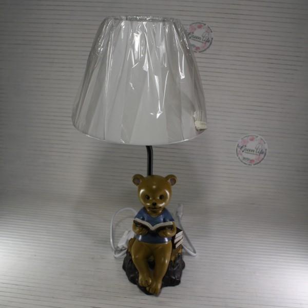 """Лампа настольная """"Читающий Мишка"""" 45 см"""